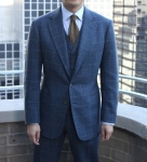 Steed Bespoke 3-Piece Suit